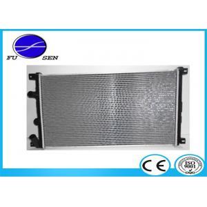 China RENAULT Aluminium Car Radiators Silver Core Color 7701057119 7701057117 on sale