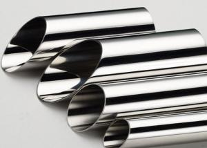 China Sanitary Grade Seamless Stainless Steel Pipe TP321 2 Inch Schedule Long Life on sale