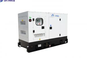 China Silent Type 4 Cylinder Fawde Generator 15kW Diesel Generator 240V 60Hz on sale