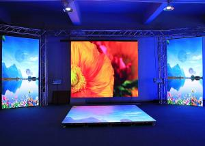 China High Definition P2 Rental Led Display Smd 128x128mm 1/32 Scan IP Rate 43 on sale