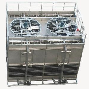 China Mg-Zn Plate Cover 8KW Fan Motor Water Cooling Tower on sale