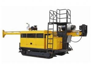 China HYDX-4 Crawler Diamond Exploration Drilling Rig Core Drill Rigs 132Kw on sale