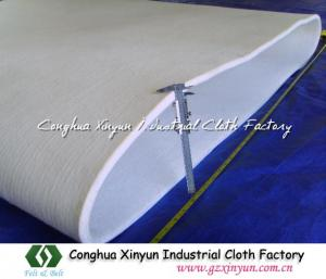China Ironing and Embossing Wool Felt,Leather Felt on sale