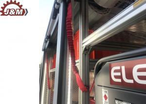 China Fire Truck Parts Aluminium Alloy Slide Up Shutter 2000*2000 on sale