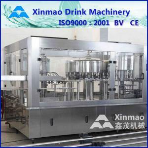 China Usine remplissante automatique de l'eau minérale de la CE pour non-gazéifié/boisson on sale