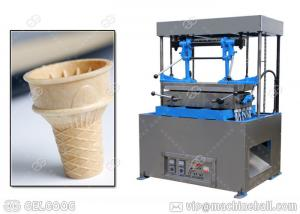 China GELGOOG Ice Cream Cone Machine Electric Non Stick Mold With Teflon Coating on sale