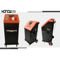 220V / 110V Fuel System Cleaning Machine , Car Carbon Cleaning Machine Durable