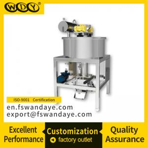 China Laboratory Dried Powder 450kg 490kg Dry Magnetic Separator on sale