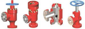 China BB OS Y Type Water Gate Valve AS NACE Compliance Made By SS316 And SS316L Trim on sale