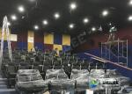 Customized 5D Movie Theater Simulator With Energy - Efficient Motion Seat