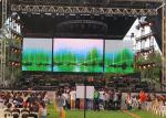 HD Outdoor Pixel 5mm Stage LED Screen For Music Concert