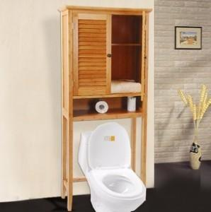 China China Carbonized Bamboo Bathroom Cabinet for Bath,Shower Room With best price on sale
