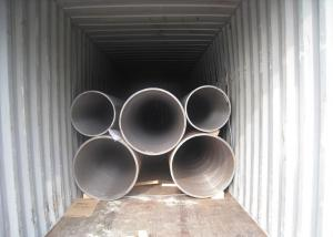China ASTM A335 P91 Seamless Alloy Steel Pipe High Pressure Boiler tube 1422 * 140mm size on sale