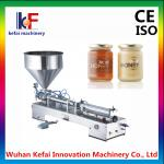 KEFAI 50-500ml semi automatic single head paste filling machine