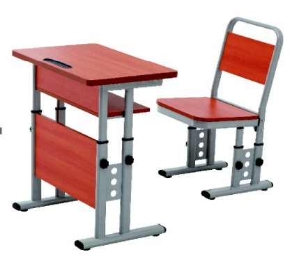 Single School Desk Chair Student Chairs