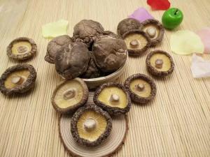 China Factory Price Premium NEW CROP China Dried Brown Smooth Shiitake Mushroom Whole (Size 4-6CM) on sale