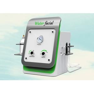 Quality Portable Hydradermabrasion Hydro Derma Face Peeling Water Dermabrasion Facial  Acne Removal for sale