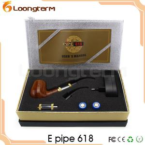 China Vogue Design E-Pipe 618 Best E Pipe Vaporizer New E Pipe 618 on sale