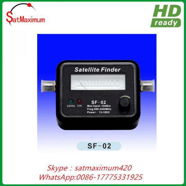 Digital Satellite Signal Finder Dish HD Signal Strength Meter