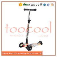 chinese 4 wheel kids children micro maxi plastic kick scooter