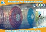 Bola inflável da água do rolo inflável enorme comercial da água do Polyether TPU