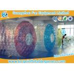 Bola inflable del agua del poliéter TPU del rodillo inflable enorme comercial del agua