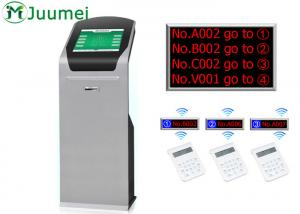 China Hospital Queue Management Machine Digital Interactive Open Source on sale