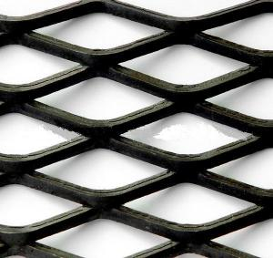 China Mild Steel Expanded Sheets/Aluminum Expanded Wire Mesh on sale
