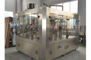 China Fizzy Drink Production Line Bottling Machine 6000 BPH-12000 BPH CE Certificate on sale