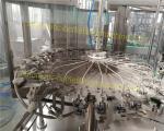 Plastic Bottle Liquid Filling Machine , Auto Sealing Industrial Bottle Filling Machine