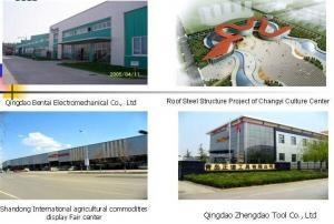 China hot sale steel contruction building light steel building on sale