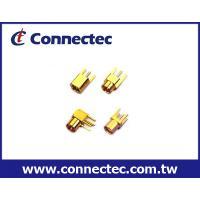 China Conector MMCX del RF para la asamblea coaxial del RF del conector de cable del PWB on sale