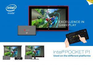 China Intel Mini PC Beelink P1 Smart TV Box Support Windows 8.1 Operating System on sale
