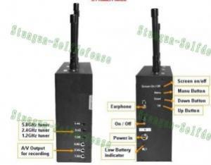 Quality Wireless Camera Hunter / Hidden Camera Detector / spy camera detector/ Video for sale