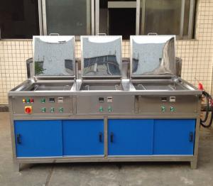 China Automatic Industrial Ultrasonic Cleaner / Ultrasonic Wash Tank For Car Parts on sale