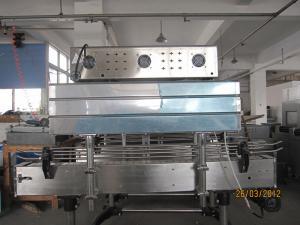 China Bottle Cap Shrink Sleeve Automatic Labeling Machine Semi - auto on sale