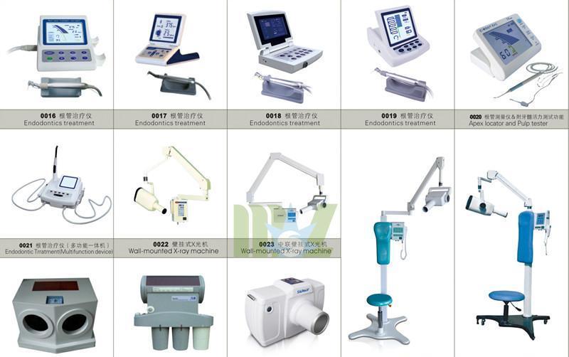 MSLDU15 electric dental chair unit Options equipment b