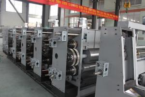 China Corrugated Carton Box Manufacturing Machines 900×1900mm For Paper Printing on sale