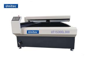 China Stainless Steel 1.3mx2.5m 1325 CO2 Laser Cutting Machine on sale