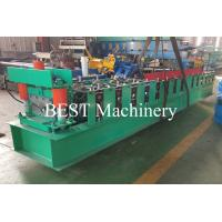 Africa Pouplar Ridge Cap Roll Forming Machine For Roof Tile/IBR Roof Sheet