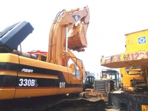 China Used Caterpillar 330 excavators for sale  Used Cat 330b/330bl Excavator on sale