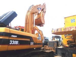 China Used Caterpillar 330 excavators for sale  Used Cat 330b/330bl Excavator on sale