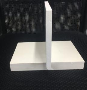 China Off White Color Closed Cell PVC Foam Board As Building Material Moisture Resistance on sale