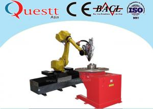 China Laser Quenching Machine Equipment Hardening Cladding For Cold Roller/Automobile Mould/Shaft/Worn Blade 4KW on sale