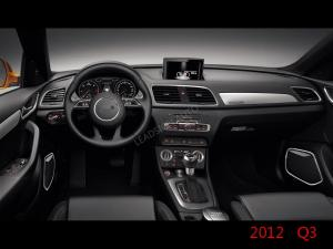 China Carplay Audi Video Interface For Q3 2012 Integration With Cameras Playing Music on sale
