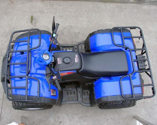 Full Automatic Liquid Cooled 250cc Atv Quad Bike With Qinqi