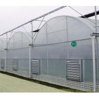 China Section 1 / 2m Polyethylene Film Greenhouse Lower Temperature Reduce Humidity Available on sale