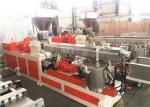 Color Pigment Pvc Cable Extruder Machine , Plastic Film Extruder Machine