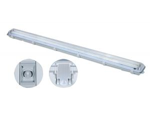 China dispositivos bondes de iluminação fluorescente de 2X58w ip65 t8 on sale
