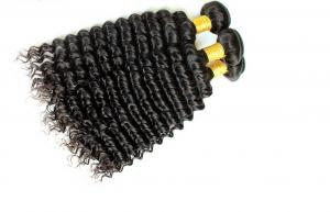 China virgin peruvian hair spiral curly human hair weave,hair extensions black women wholesale on sale